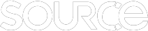 Source Marketing monochrome logo